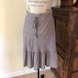 Caslon linen skirt 🌸